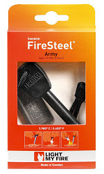 Swedish FireSteel Army Review